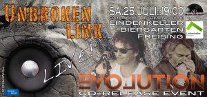Release Party Unbroken Link