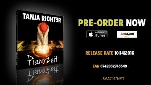 Tanja Richter Piano Zeit EP Release